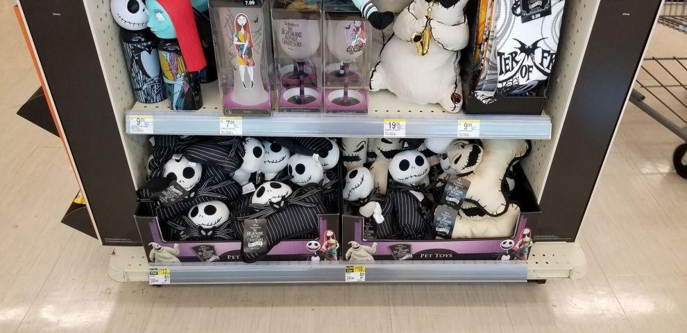 Walgreens Christmas Lights.Walgreens Has All New Nightmare Before Christmas Merchandise