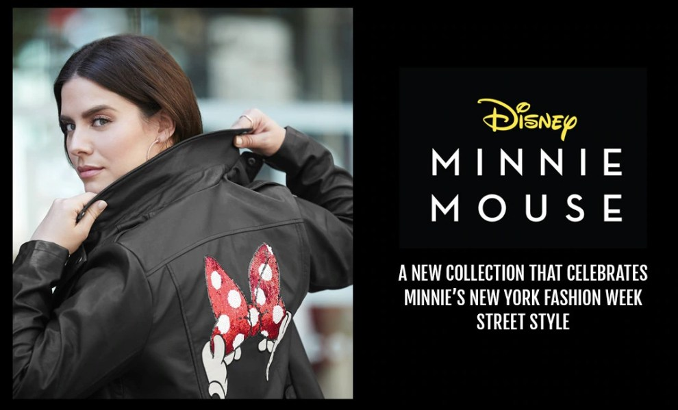 Minnie Mouse Torrid Collection