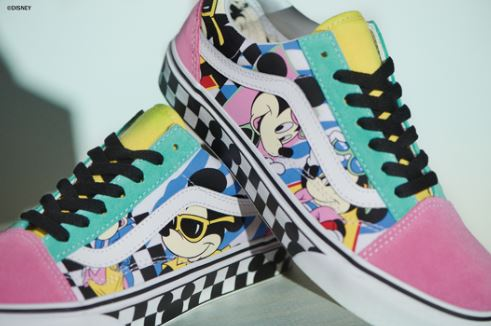 e4a36a5173 Vans Unveils Collection Dedicated to Mickey Mouse s 90th Anniversary