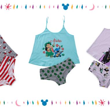 Disney Cami and Brief Gift Sets