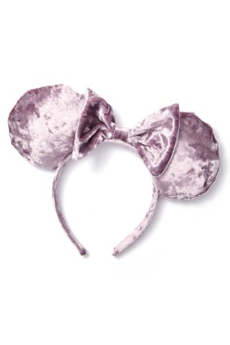 Velvet Minnie Headbands From Charming Charlie Are Pastel Perfection f81be2c4514