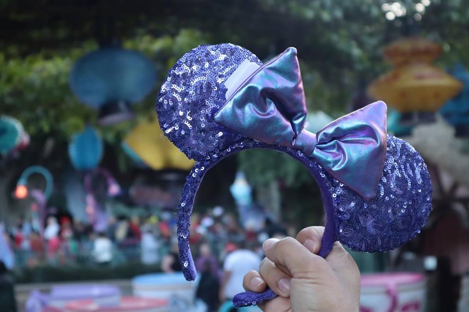 Purple Potion Ears