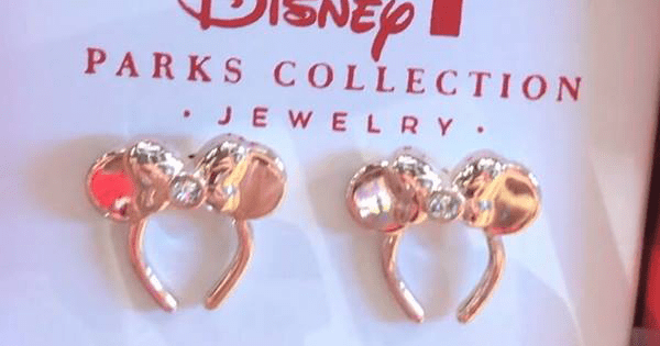 eee7be21104c New Minnie Mouse Jewelry From The Disney Parks Collection