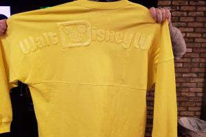 Yellow Spirit Jersey