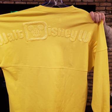 Yellow Spirit Jersey