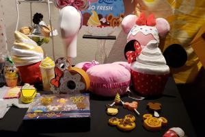 Delicious Disney D-Lish Merchandise