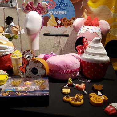 Delicious Disney D-Lish Merchandise