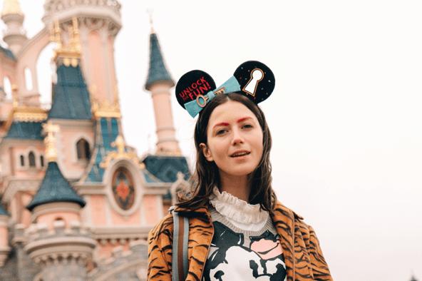 Unlock The Fun Minnie Ears