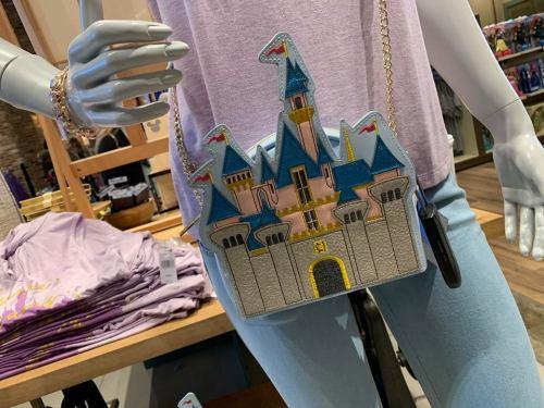 Disney Castle Purse