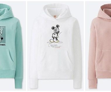 Uniqlo Disney Hoodies