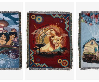 Disney Tapestry Throws