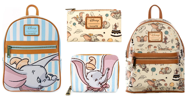 Loungefly Dumbo Collection