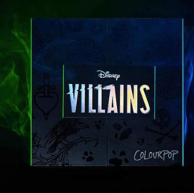 Disney Villains Colourpop Collection