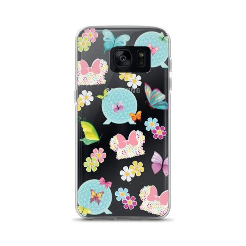 best sneakers 2a813 b899b Epcot's Flower and Garden Festival Disney Inspired Phone Case