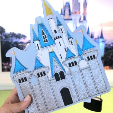 Cinderella Castle Purse