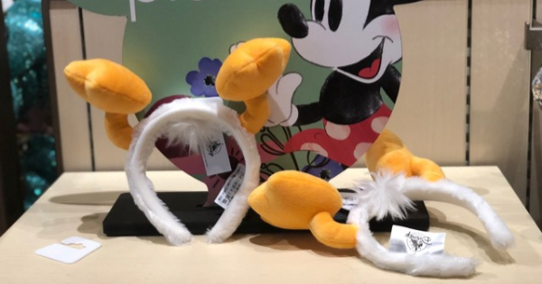 Donald Duck Headband