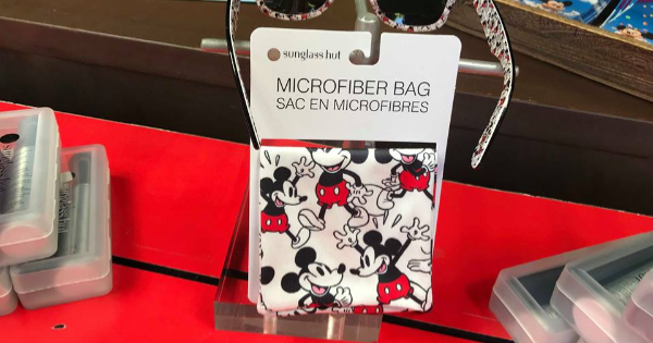 Mickey Sunglasses Bag