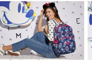 Disney x Kipling Collection