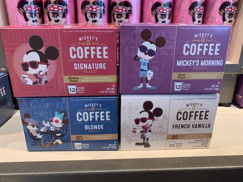 Mickey K-Cups