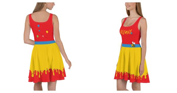 Winnie The Pooh Dress