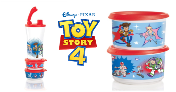 Toy Story 4 Tupperware