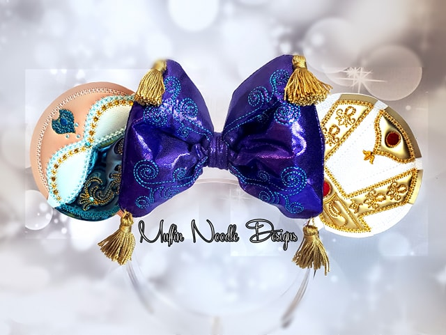 Embroidered Aladdin Ears