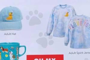 Disney Dog Spirit Jersey