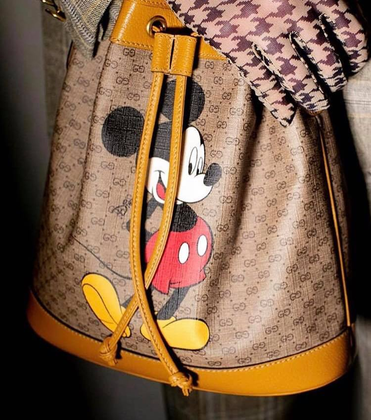 New Gucci Bags 2020 Gucci Mickey Mouse Styles From The 2020 Cruise Collection