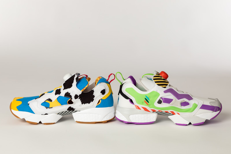 Bait x Reebok Toy Story Shoe Collection