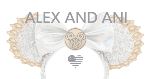 Alex and Ani Minnie Mouse Headband