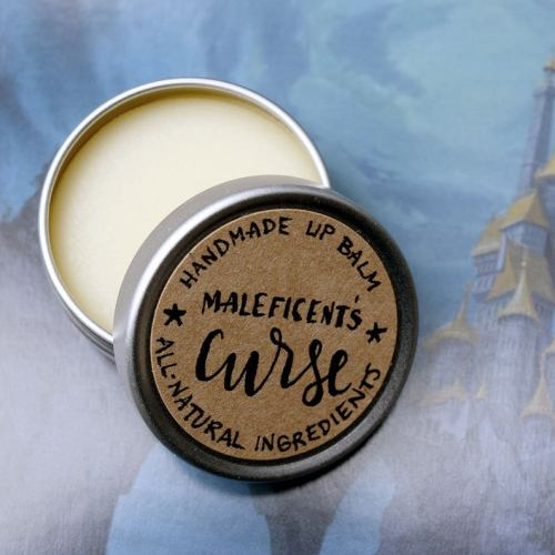 Maleficent's Curse Lip Balms Will Soothe Any Chapped Lip Spell