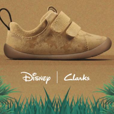 Lion King Clarks Kids Shoes