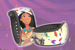 Pocahontas MagicBand