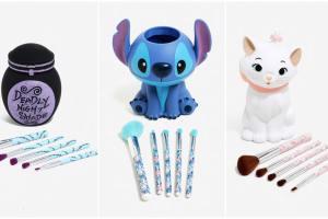 Disney Makeup Brush Sets