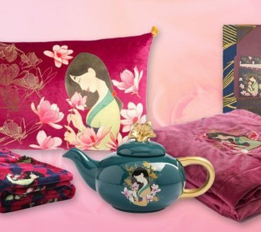 Mulan Collection From Primark