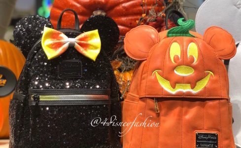 Disney Halloween Loungefly Backpacks