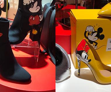 Aldo Disney Shoe Collection