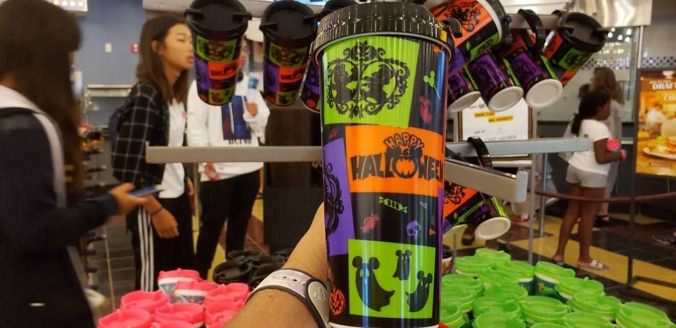 New Halloween Disney Resort Refillable Mugs Starting To Appear