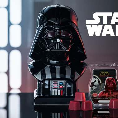Scentsy Darth Vader Collection