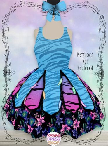 Pandora-Inspired Dress
