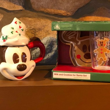 Disney Parks Holiday Homewares