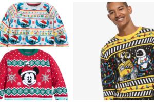 Disney Holiday Sweaters