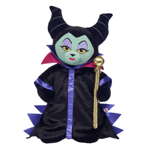 This Maleficent Build A Bear Is The Perfect Gift For Your