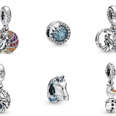 Frozen Pandora Collection