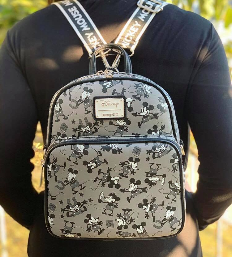 Classic Mickey Mouse Backpack
