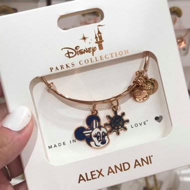 Nautical Minnie Alex and Ani