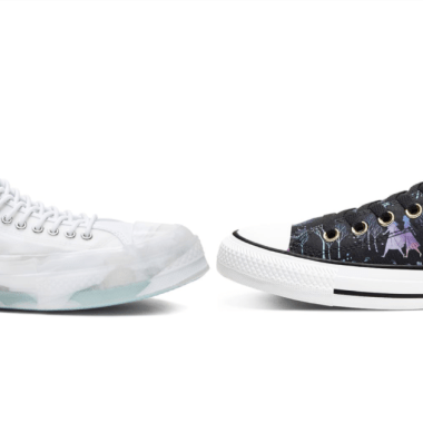 Frozen 2 Converse Sneakers