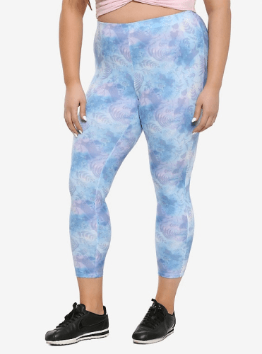 Frozen Leggings Plus