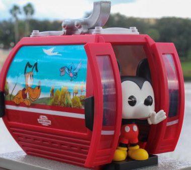 Disney Skyliner Funko Pop