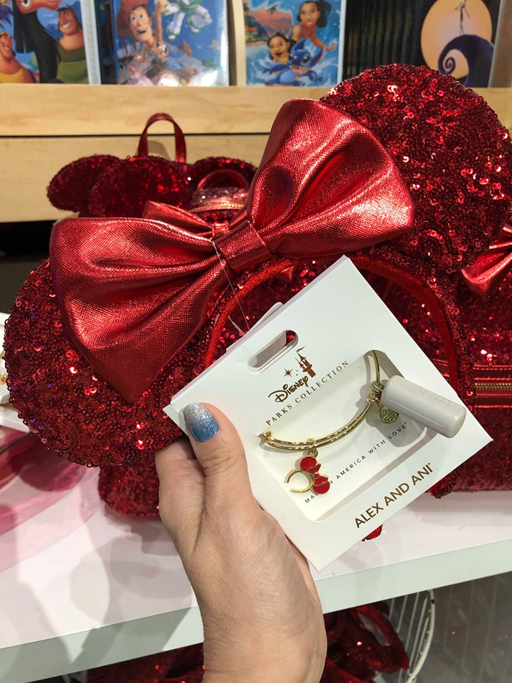 Redd Minnie Ears Bangle